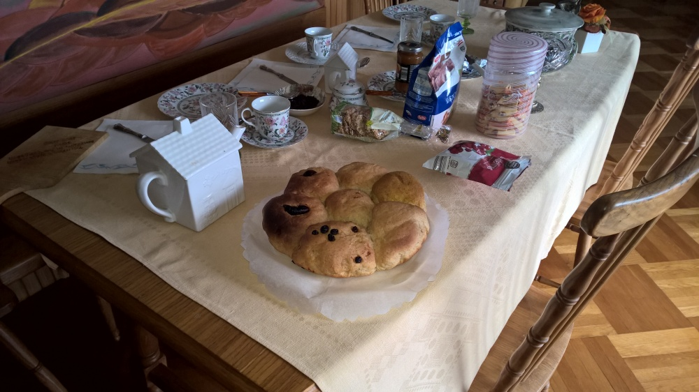 Ottimo pane per breakfast